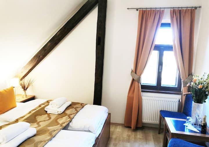 Labyrint Krumlov Standard Double Room