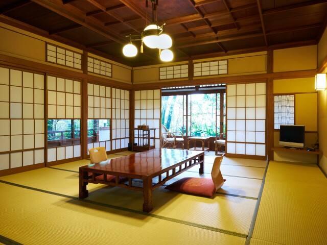 Motoyu Kansuiro - Japanese E Room(Breakfast ○ / Dinner ○)