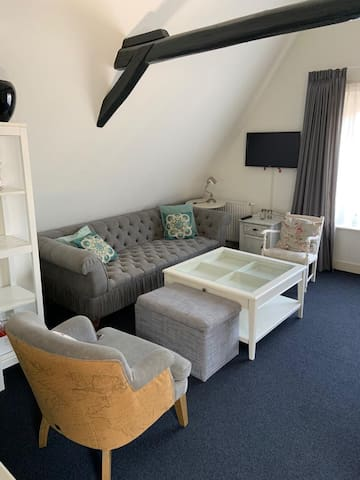 Appartement in Weesp centrum, vlakbij Amsterdam!