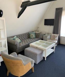 Appartement in Weesp centrum, vlakbij Amsterdam!