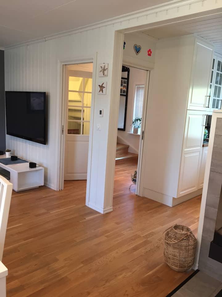 Flott sentralt hus i Fredrikstad