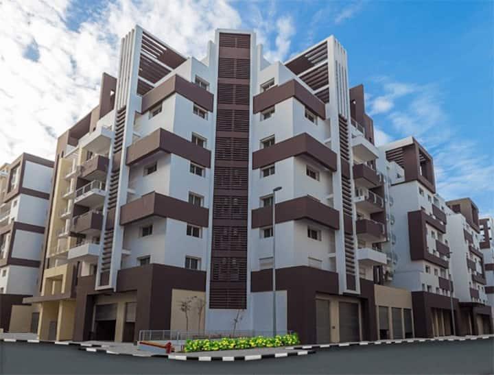 Appartement haut standing au centre de Casablanca