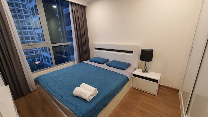 VINHOMES CENTRAL PARK- Relax& Enjoyable Apartment