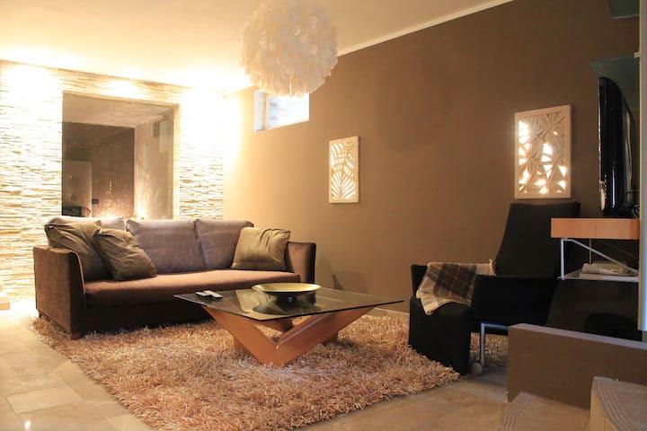 Jane's dream  apartment