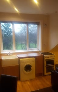 Entire Flat Overlooking A Park, Near City Centre - Leicester - Wohnung