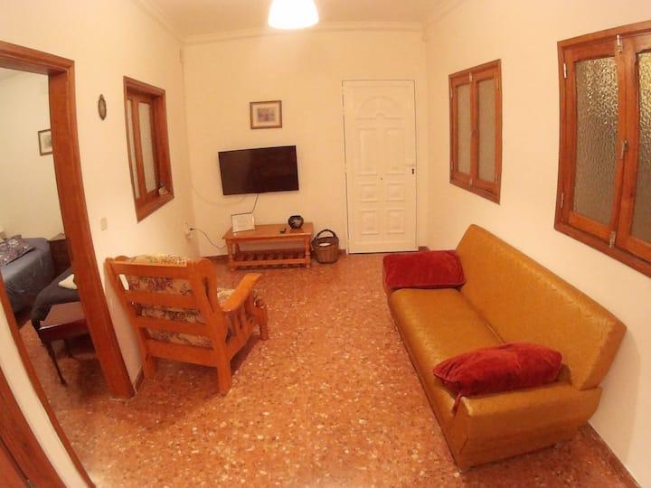 Casa grande en Tafira Baja, capacidad hasta 6 pax