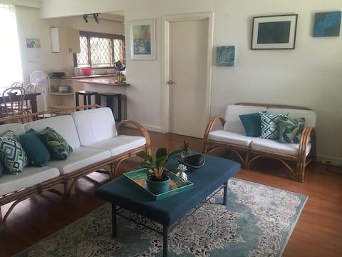 Coconut Cottage - Frangipani Room