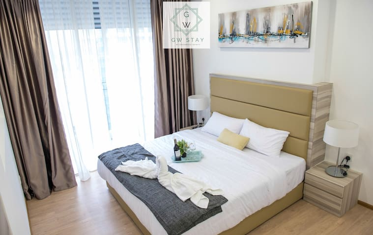 Luxury 2bedroom 6ppl c/w Bathtub@Encorp Marina,PH