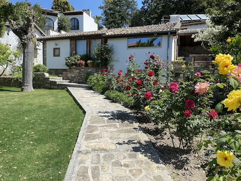 Garden House with pool. Ephesus Holiday Rentals