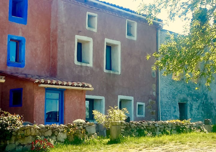 Maison au coeur du Pays Cathare.