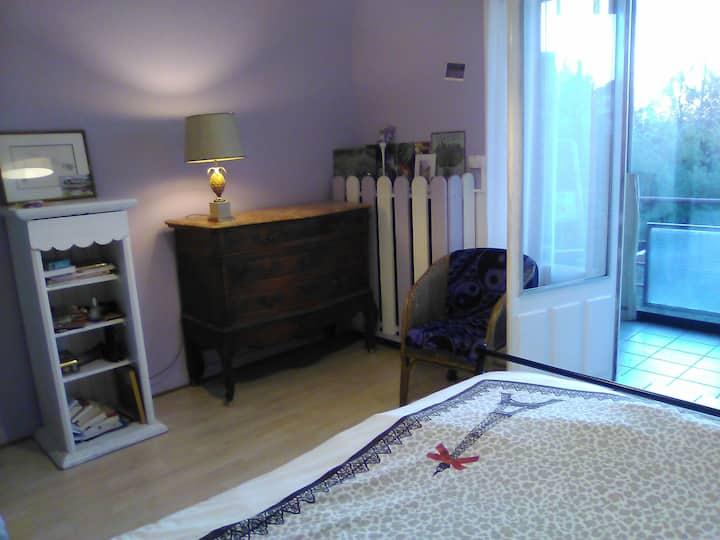 Chambre privée Annecy centre