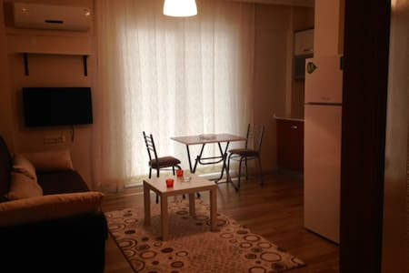 1+1 Furnished, Clean and Cozy - Aydin