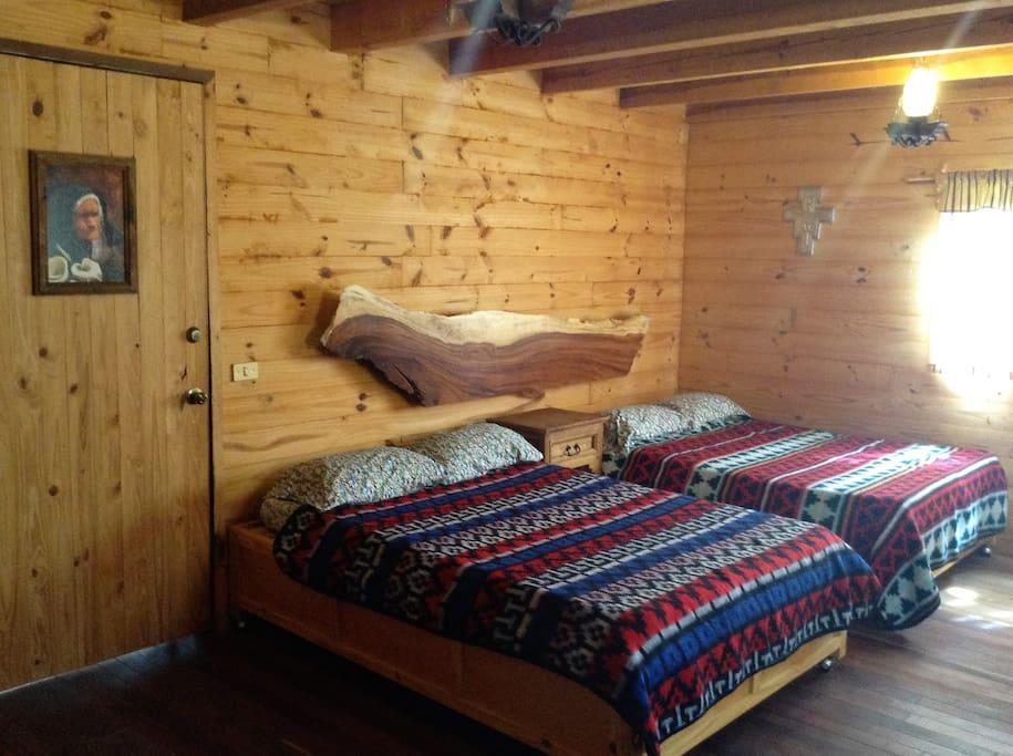 Suite 2 camas Queen