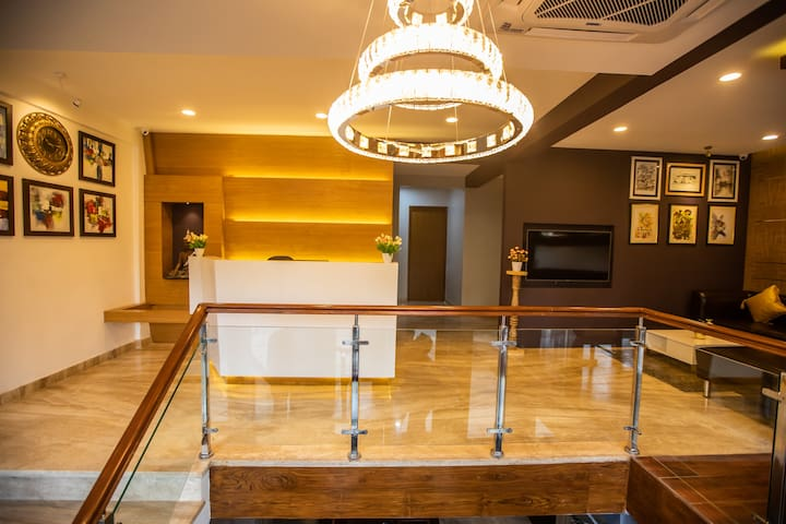 Hotel Paramos Inn Jayanagar Bangalore Standard S2