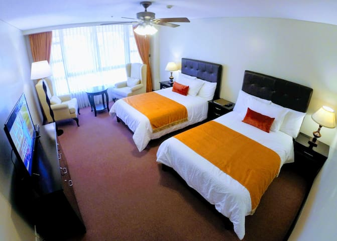* Private Suite in Camp John Hay