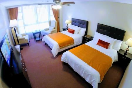 * Private Suite in Camp John Hay