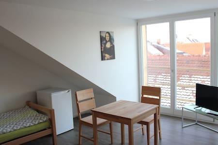 Pensionszimmer mitten in der Stadt - Landshut