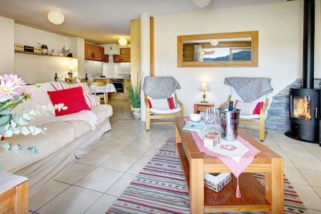 MY HOME IN THE ALPS - Appartement Portes du Soleil, proche des Gets - Ле Же