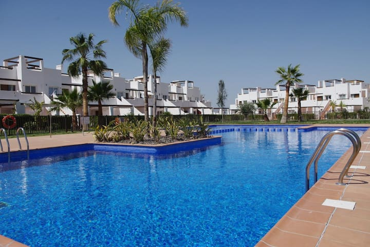 Family/golf Penthouse resort - Alhama de Murcia - Pis