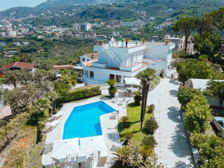 Amazing Villa in Sorrento Coast