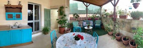 Zasebno stanovanje v hiši značaja v Rabatu