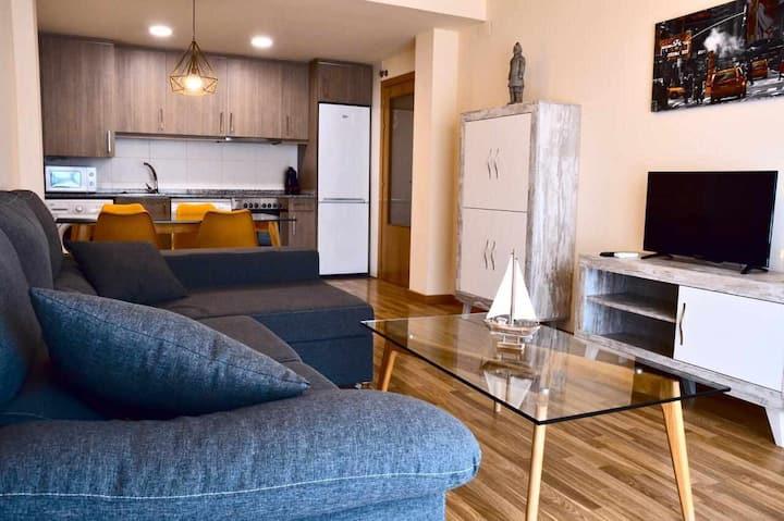Apartamento Bella Aínsa - Ordesa  - Magníficas vistas