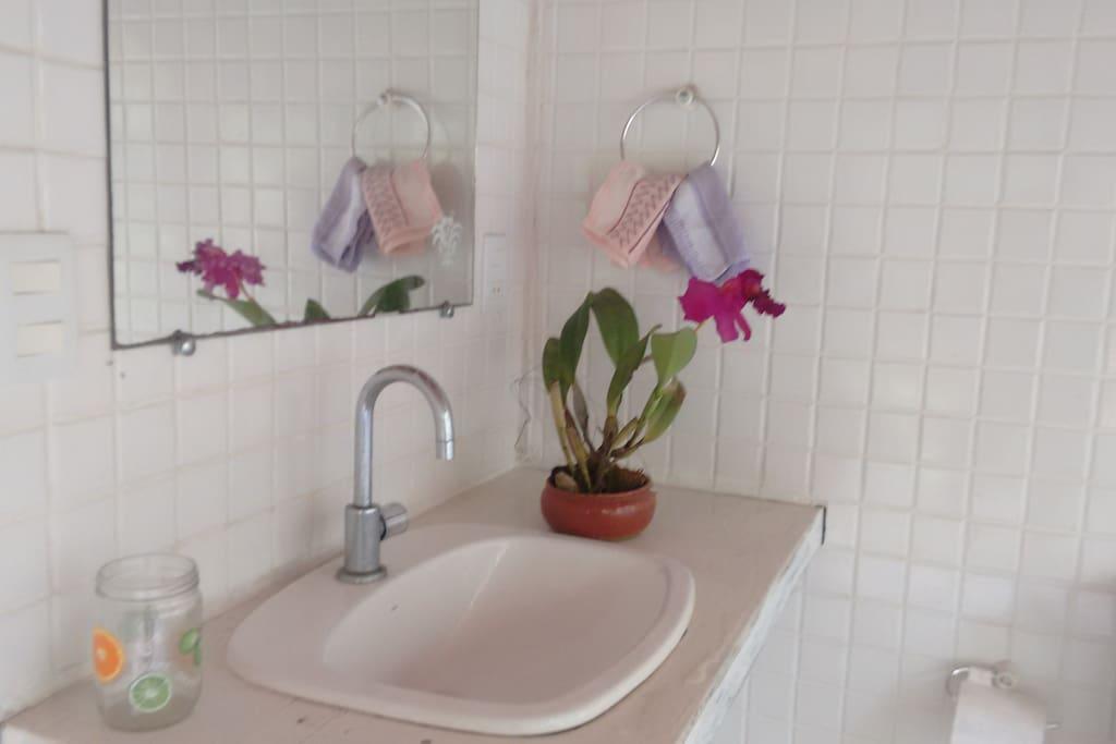 banheiro do apto. superior