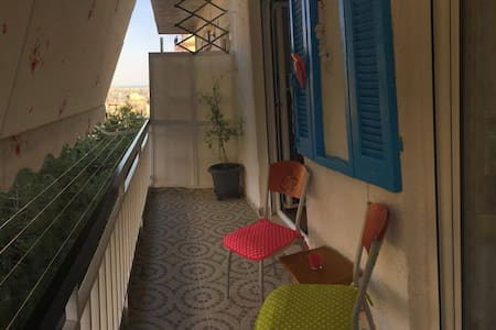 Cozy Flat Near to Piraeus Port - Keratsini - 公寓