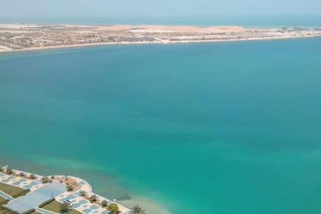2 BR on Corniche and great sea view - Abu Dhabi