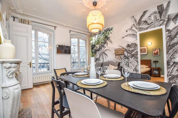 Superbe appartement 8P-3BR- Gare de l'Est-MASQ