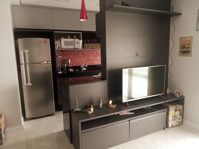 Quarto e Banheiro Privativos-Perto Metro/Anclivepa