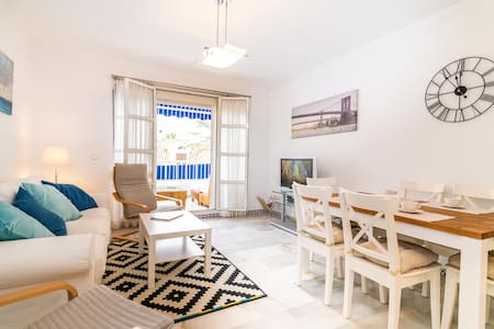 Recently Renewed 3BDR Apt in Fuengirola