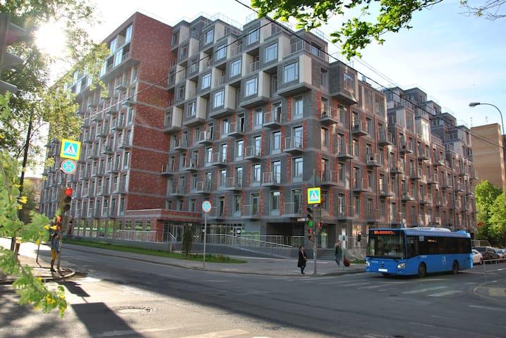 Просторные Апартаменты возле м. Преображенская пл.