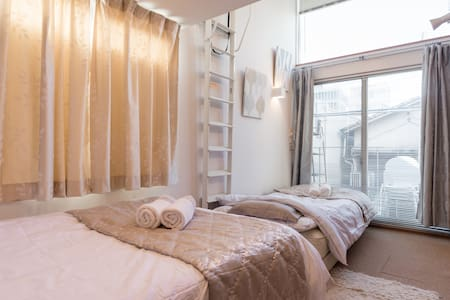 60㎡,5beds,3mins to Shibuya Sta