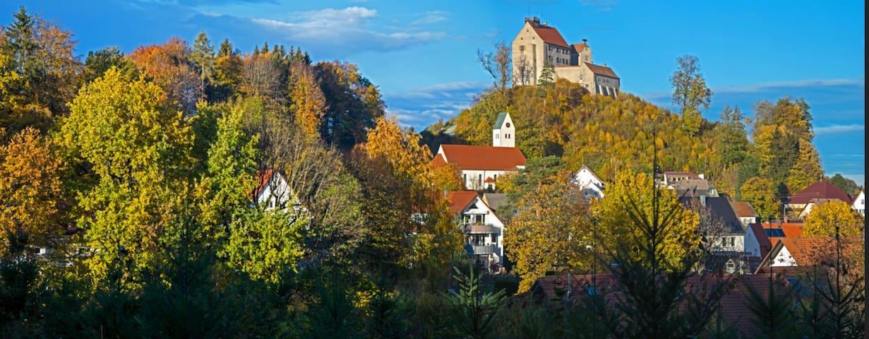 Erholung bei Rolf in Waldburg