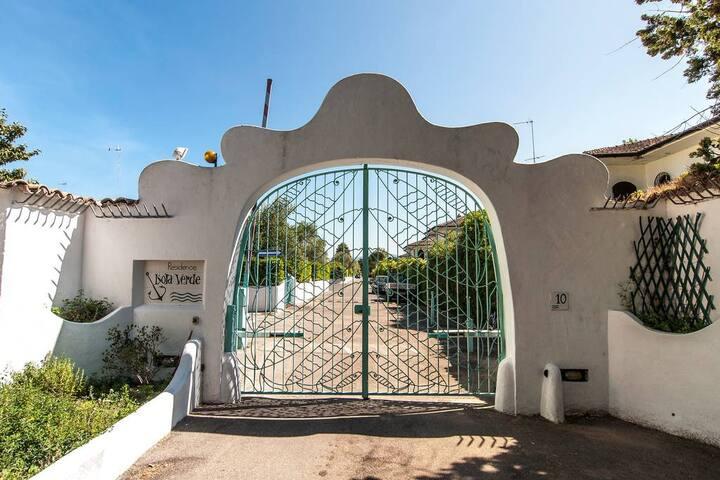 Villa in rinomato residence a due passi dal mare - San felice Circeo - Villa