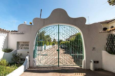 Villa in rinomato residence a due passi dal mare - San felice Circeo