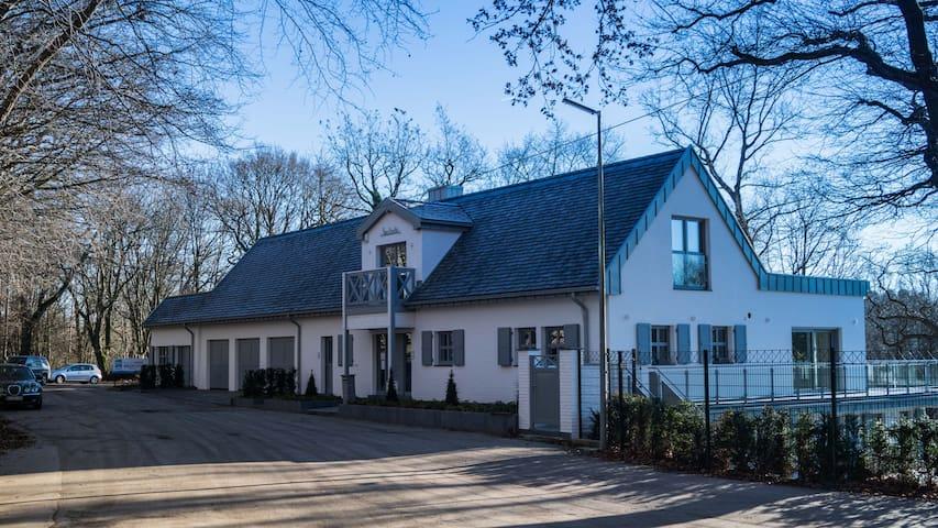 Schöne Seeblick-Appartements Mitten in der Natur - Alsdorf - Aparthotel