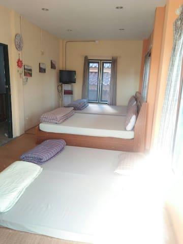 บ้านต้นโขง-Guest House (3)