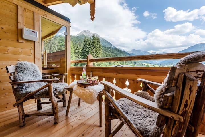 DAS KLEINARL / Deine Lodge in den Bergen/2 Sommer