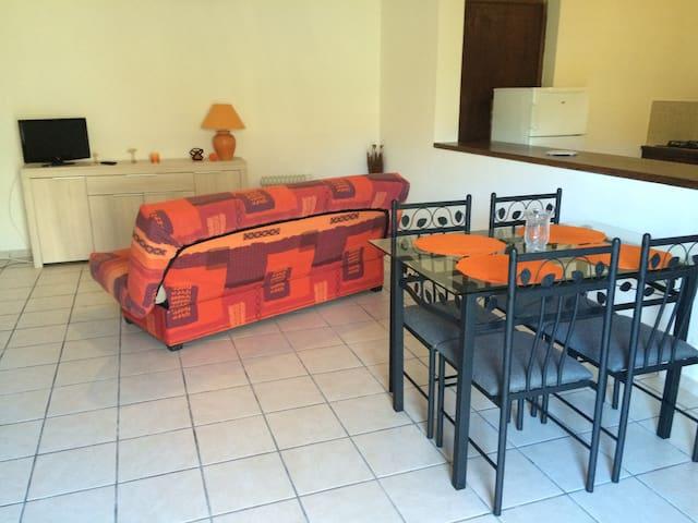Loue bas de villa T2 de 60 m2 - Sarrola-Carcopino - Huis