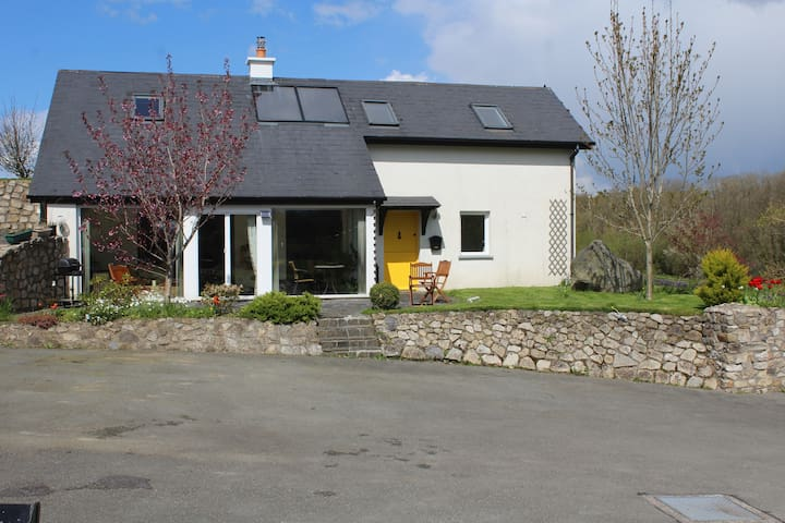 Room w/ Private Bath and Garden View - Co Kilkenny