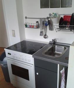 Gemütliche Wohnung in bester Lage - Deggendorf - Apartment