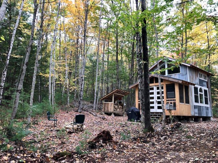 Two Cedar Tiny House