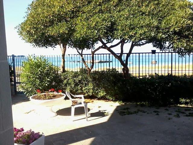 GIARDINO FRONTE MARE SAN FOCA - SALENTO - San Foca - Maison de vacances
