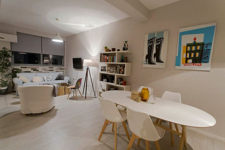Stylish Loft in the Heart of Athens - Athina - Apartemen
