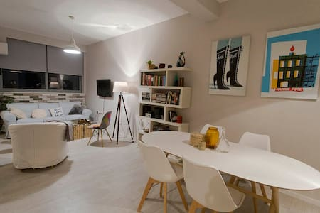 Stylish Loft in the Heart of Athens - Athina - Apartament