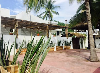 Hotel Boutique Dos Almas- Búho - Barra de Navidad - Huoneisto