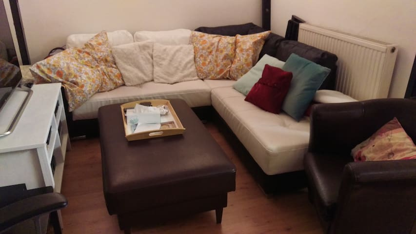 Dbl room in friendly home- 14 mins to city&Bromley - London
