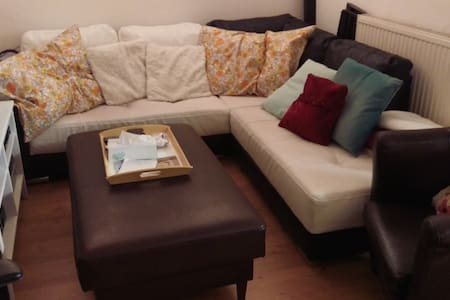 Dbl room in friendly home- 14 mins to city&Bromley - Londres - Casa